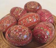 ukraińskie pisanki